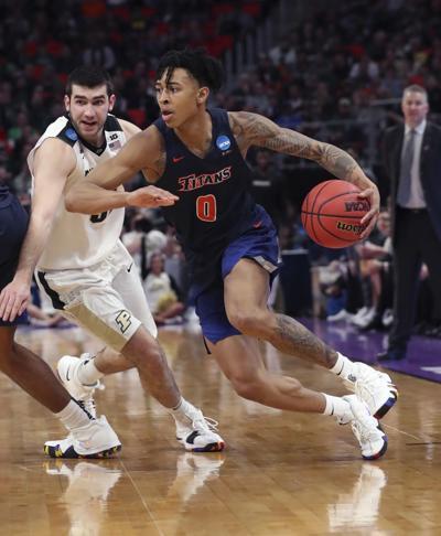 NCAA Cal St Fullerton Purdue Basketball