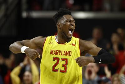 Seton Hall Maryland Basketball