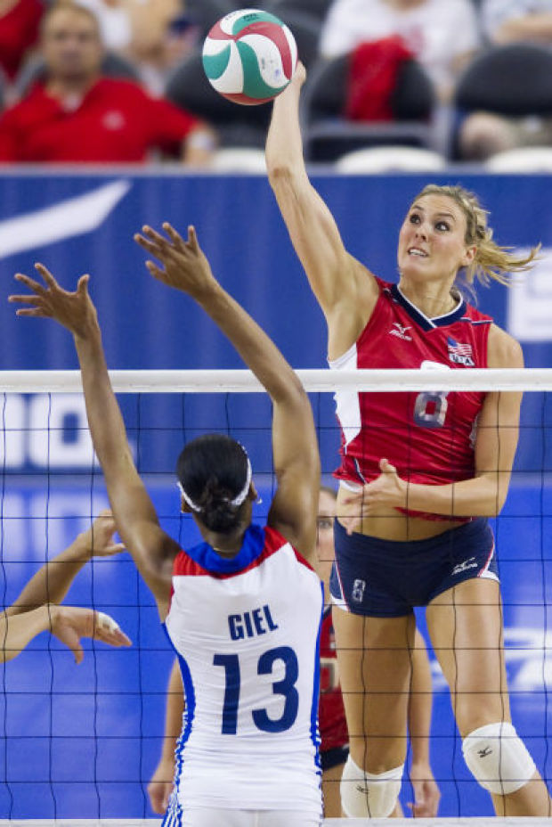 Fremont Car Dealers >> Photos: USA Volleyball, 9.18.13 : Gallery