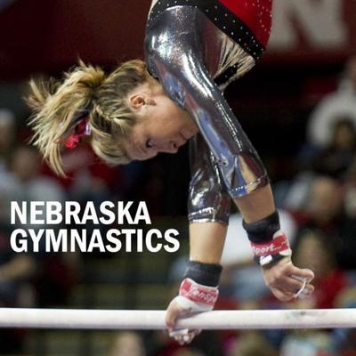 Nebraska women's gymnastics logo