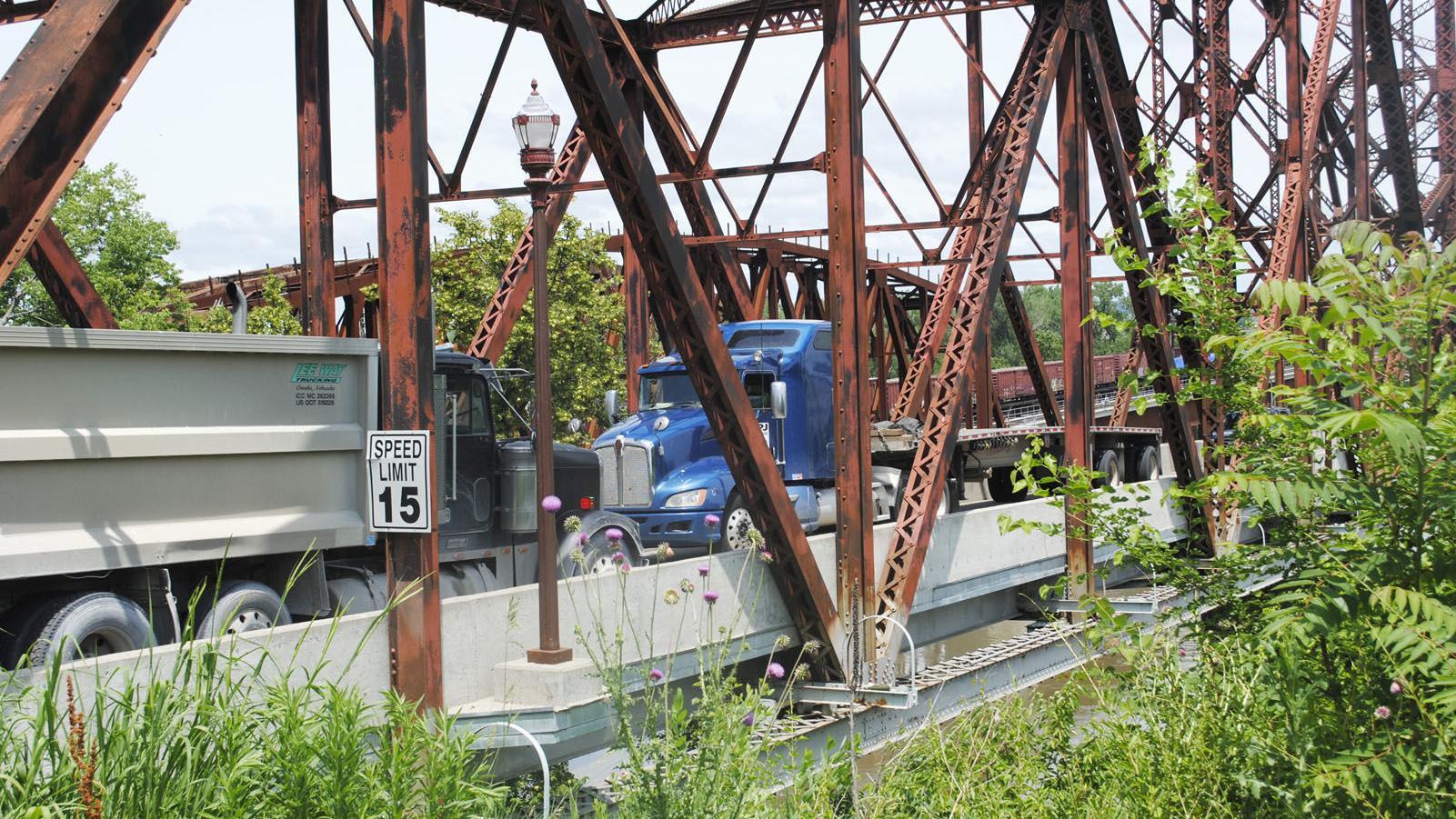 Plattsmouth Toll Bridge Over Missouri River Now Open Nebraska News Journalstar Com