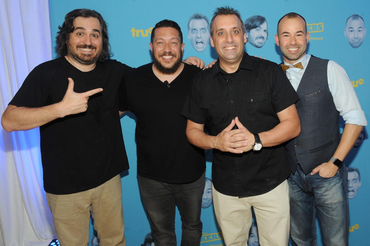 Trutvs impractical jokers to play pinewood bowl theater impractical jokers m4hsunfo
