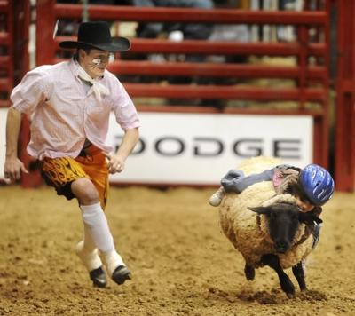 For families: Get ready for rodeo, Sesame Street Live and
