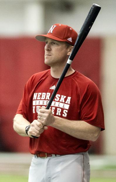 Nebraska Baseball Practice, 02/11/2015