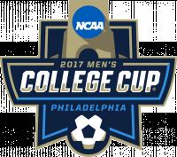 NCAA men's soccer tournament logo