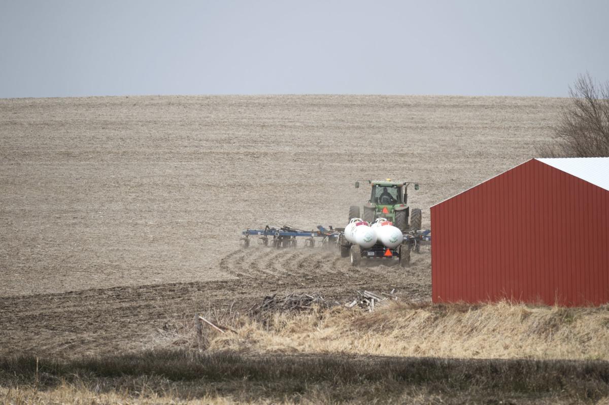 Spring farming, 04.12.2018