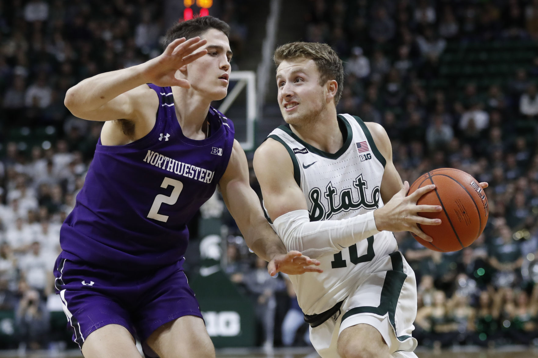 Dinner and hoops: Hoiberg to reunite with son as NU readies for ...