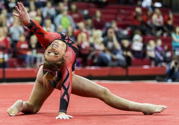 Women S Gymnastics Nu Wins Masters Classic Husker Extra