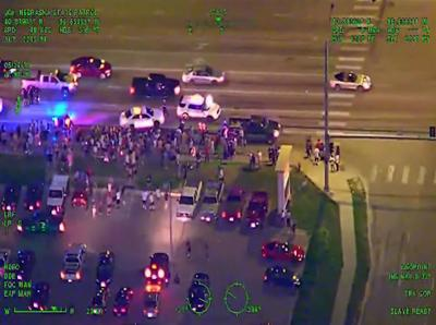 Police offer more detailed account of O Street racing incident