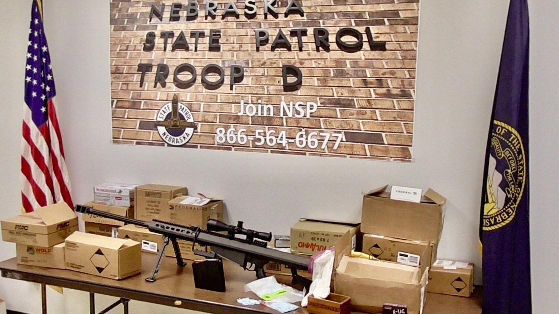 Search of North Platte business and owner's home turned up pills, guns and ammo, State Patrol says