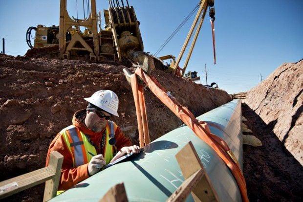 Keystone pipeline jobs