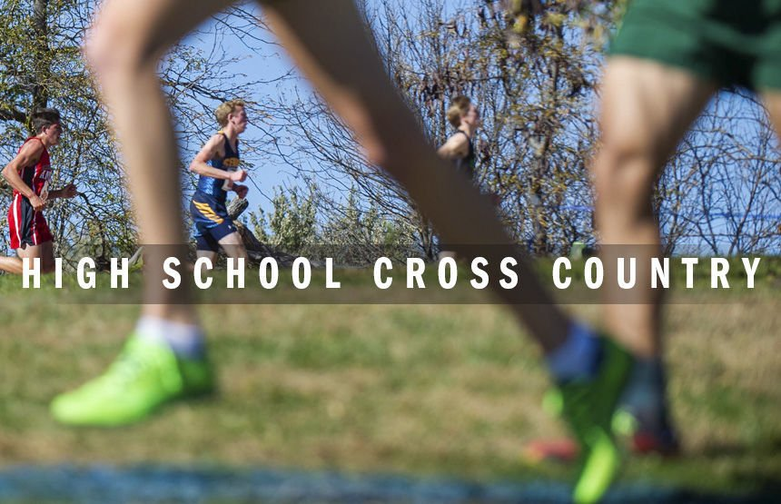 High school cross country logo 2014