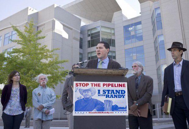 Pipeline lawsuit