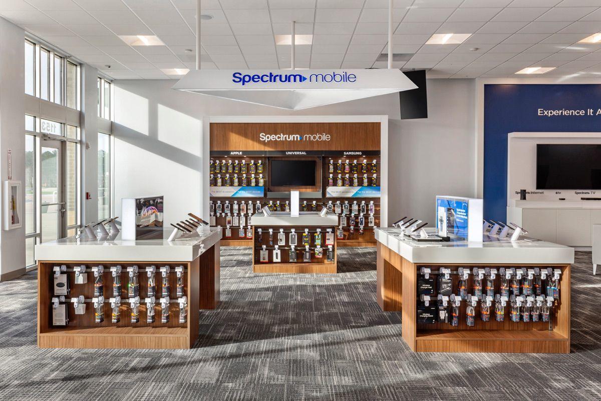 Spectrum Mobile store