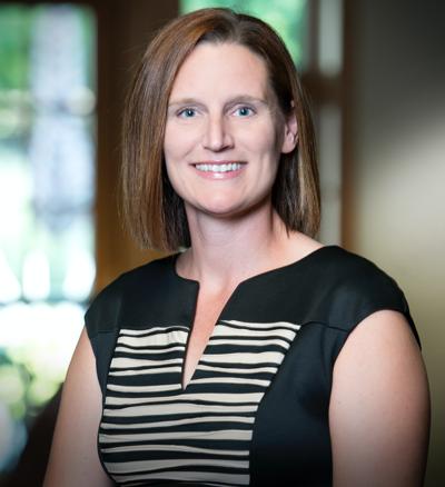 Katie Johnson, wellness director, Legacy Retirement Communities