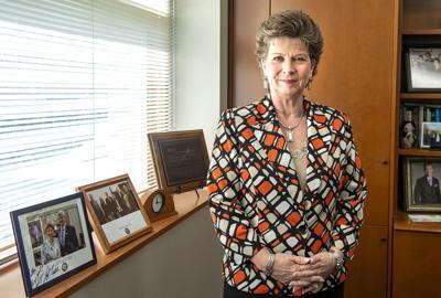 Shelley Sahling-Zart in office