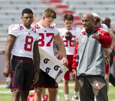 Nebraska Fall Football Practice, 8.22.15