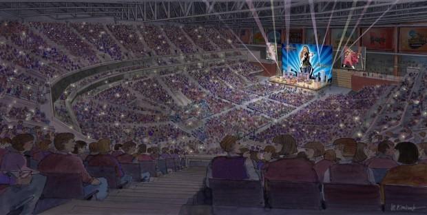 pinnacle bank arenas first 3 shows are set ground zero