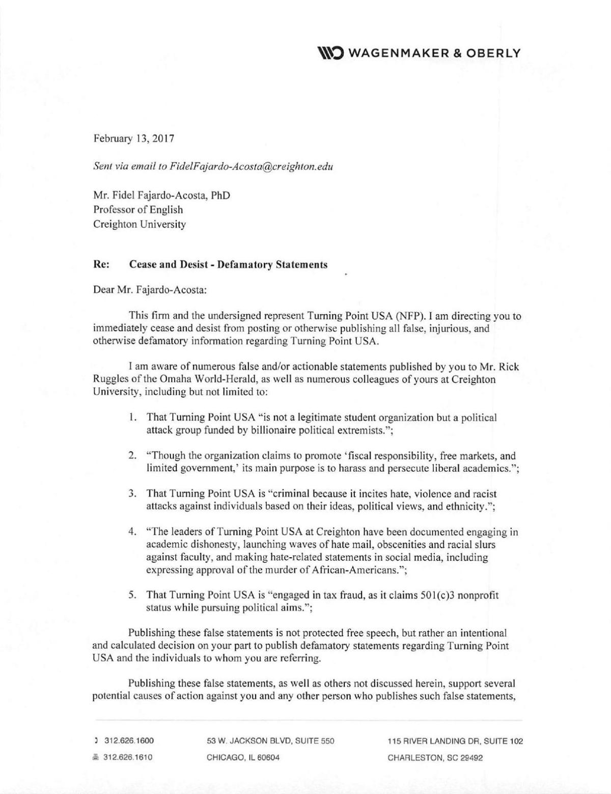 Cease And Desist Letter Harassment from bloximages.chicago2.vip.townnews.com