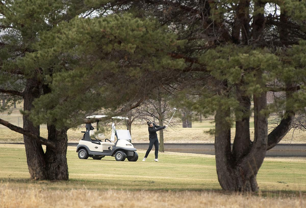 City golf courses