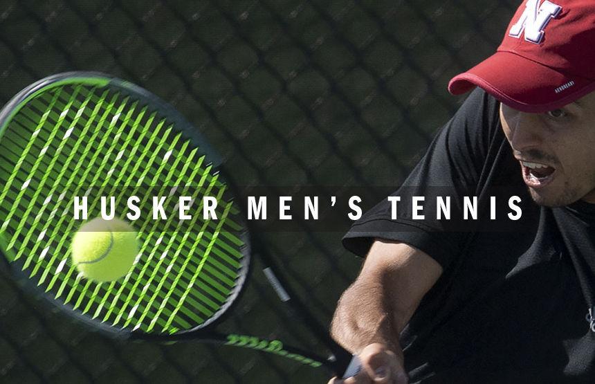 Men's tennis logo