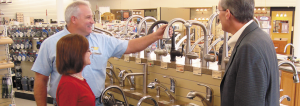 Faucets & Customer Service