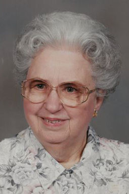 Bernice A. Plautz