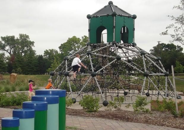 Union Plaza playground