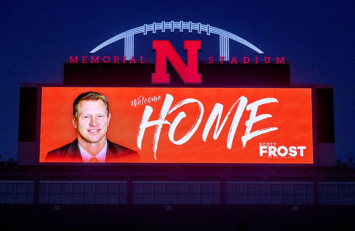 Welcome home, Scott