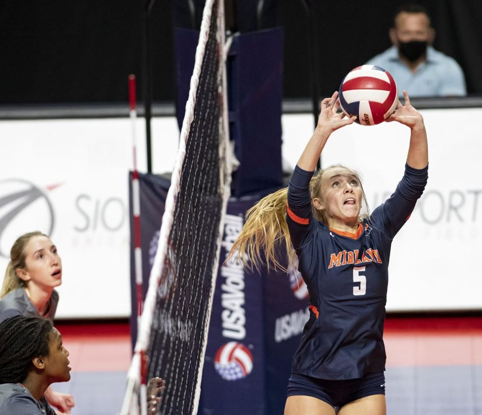 Midland volleyball