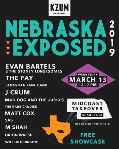 Nebraska Exposed poster
