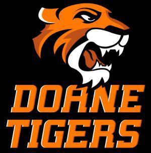 Doane logo (black)