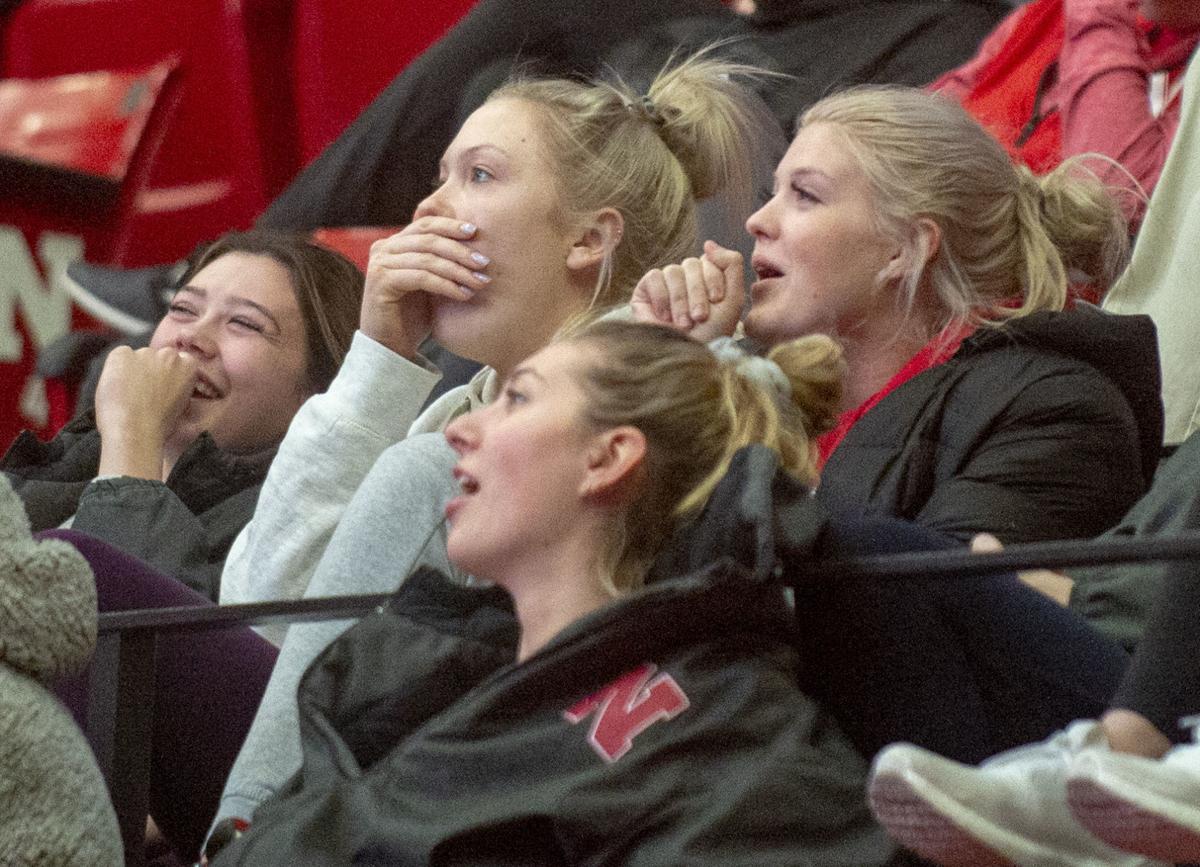 Nebraska Volleyball Watch Party, 12.1