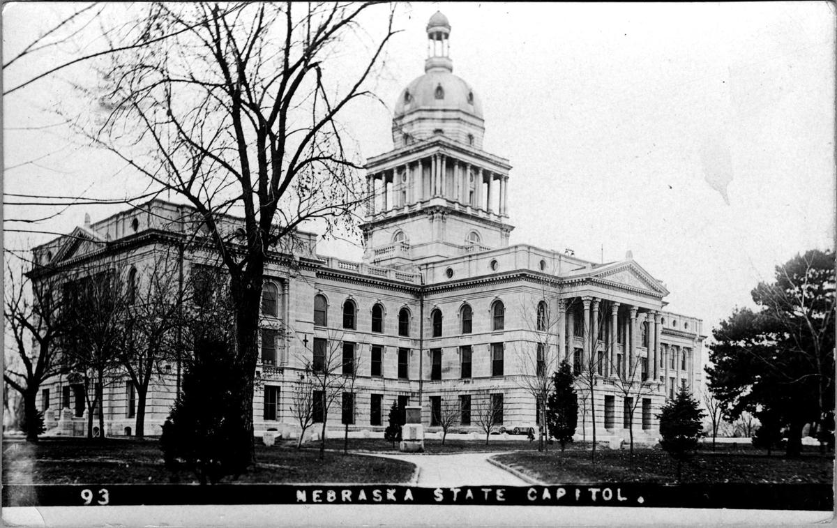 Nebraska's second Capitol