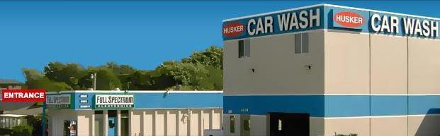 Husker car wash