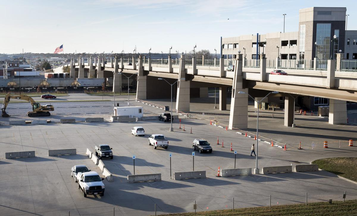 Lincoln Looking At Building Two New Parking Garages In