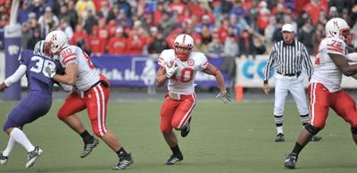 Huskers run wild at K-State