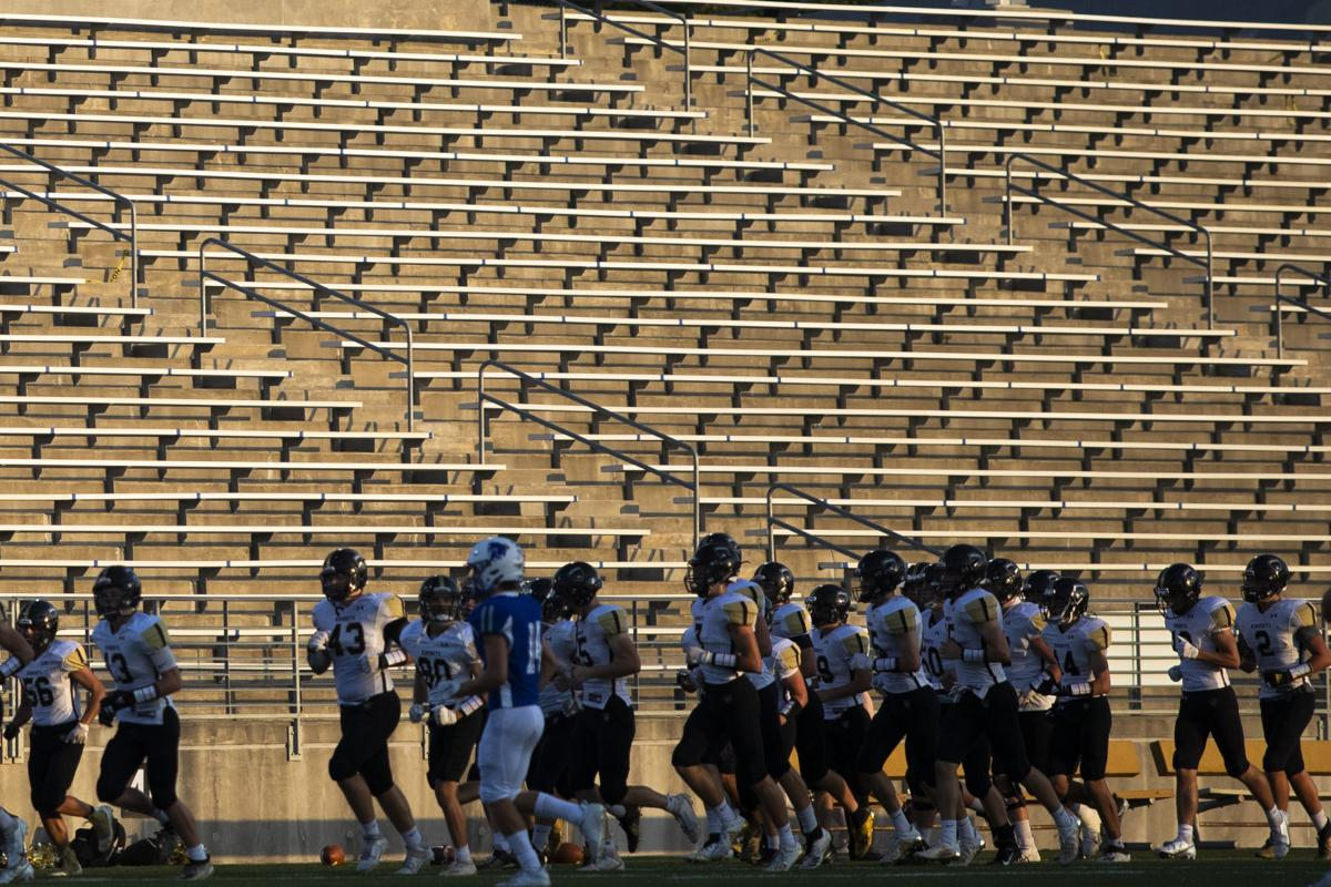 Lincoln East vs. Lincoln Southeast, 9.24