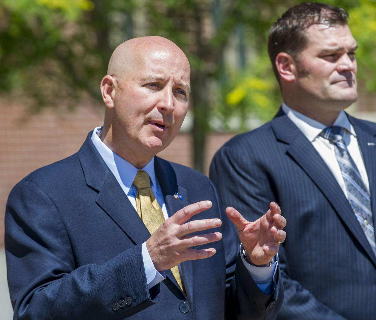 Ricketts Rice Fired Findings Of State Patrol Probe