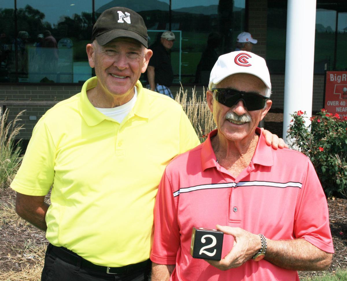 Highlands Div. 2 Winners Steve Goodrich and Denny Kramer.