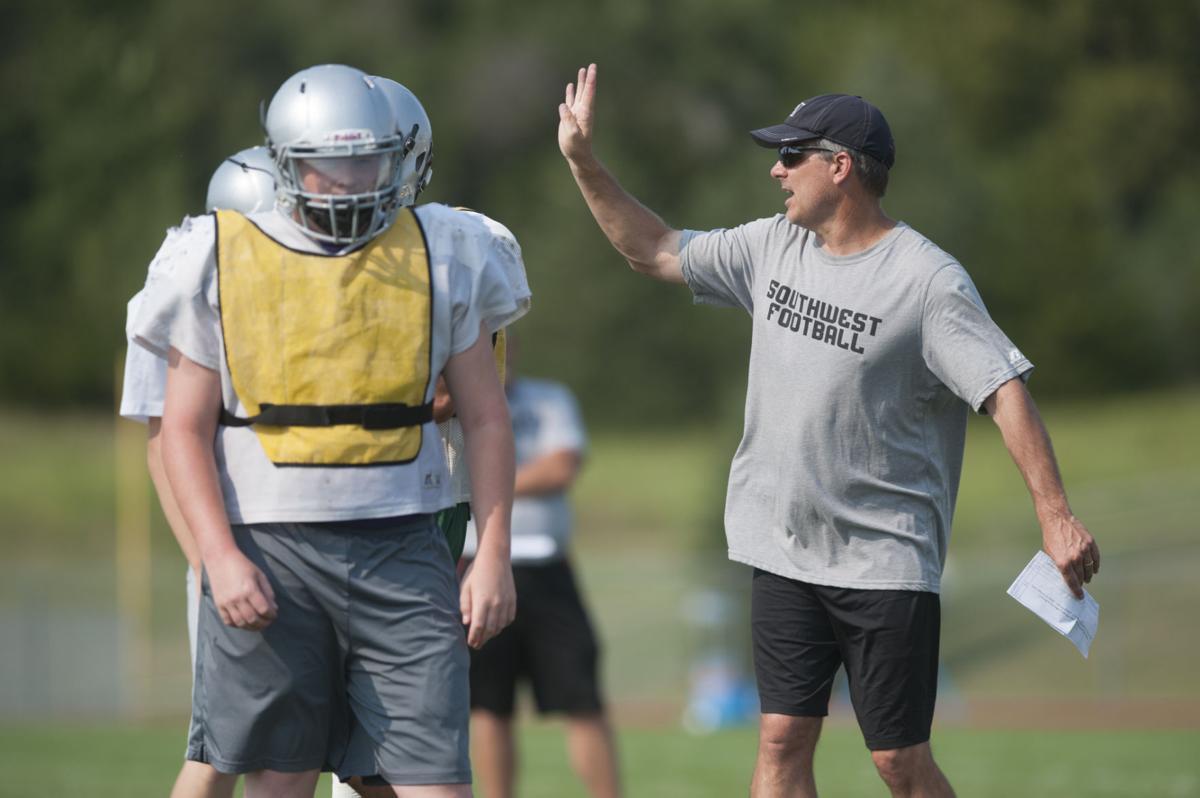 Ross Els Southwest Linebackers Coach