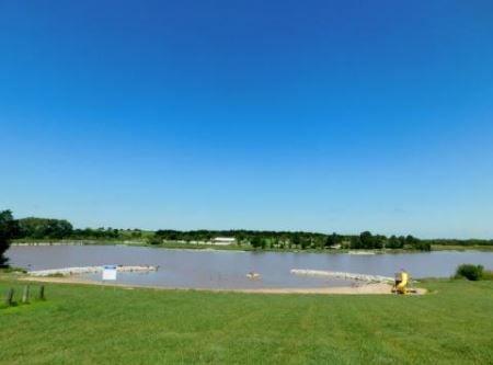 Big Indian Creek Reservoir
