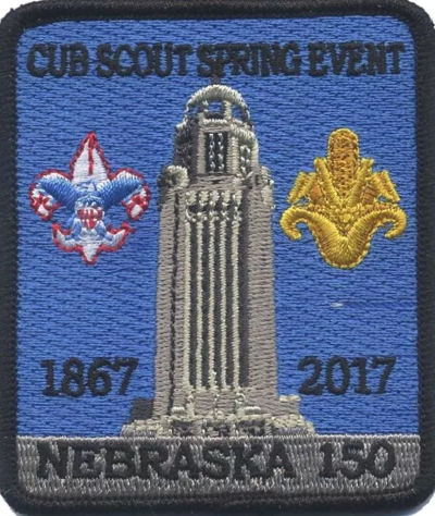 Cub Scouting 150 event