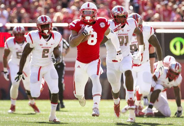Rutgers vs. Nebraska, 10.25.14