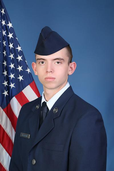 U.S. Air Force Airman Kade T. Klassen