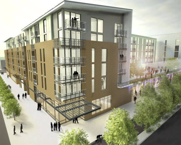 Council Approves Agreement For Student Apartment Complex Local