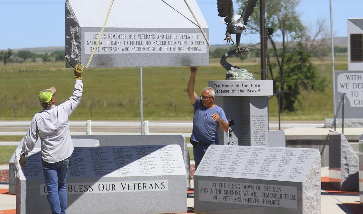 Exchange Veterans Memorial