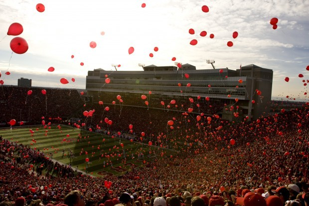 Husker Td Balloons Put On Hiatus Because Of Helium