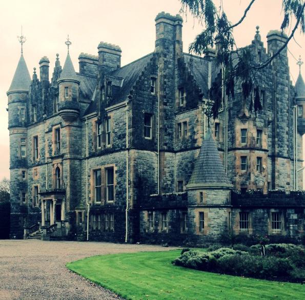 Castle at Blarney