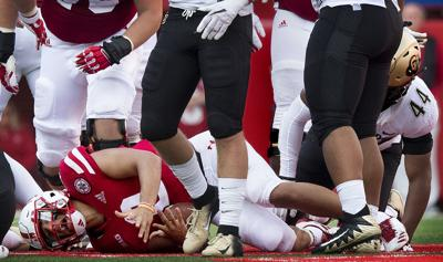 NU fans on social media 'cowards' for attacking CU's Callier